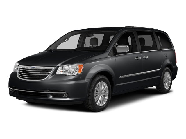 2015 Chrysler Town U0026 Country Touring