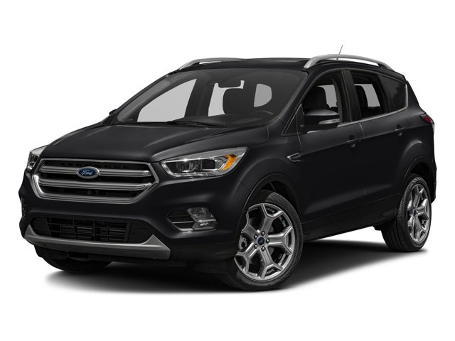 2017 Ford Escape Anium In Clarksville Tn Wyatt Johnson Toyota
