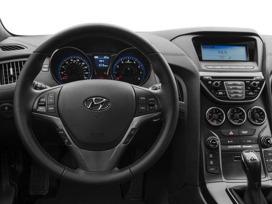 2016 Hyundai Genesis Coupe >> 2016 Hyundai Genesis Coupe 3 8