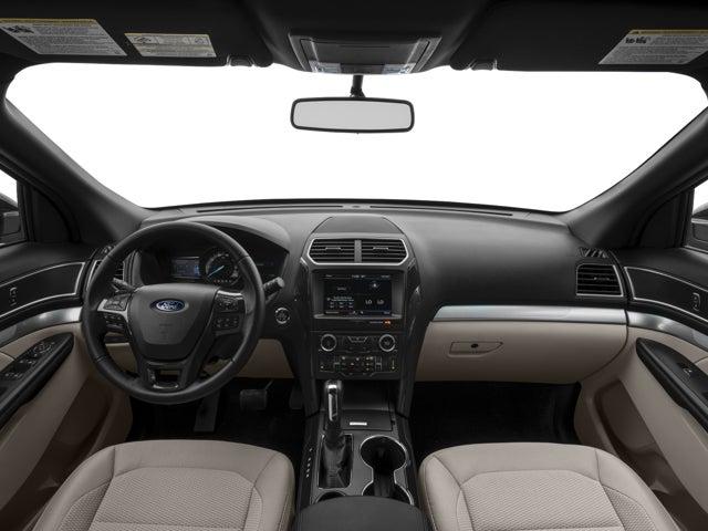2017 Ford Explorer XLT In Clarksville, TN, TN   Wyatt Johnson Toyota