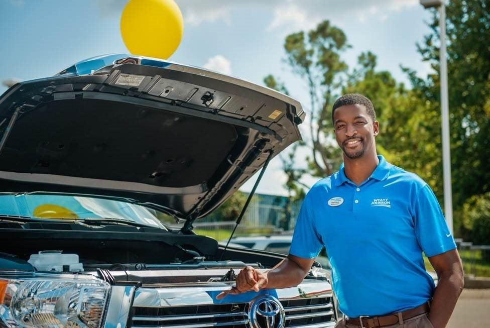 Wyatt Johnson Toyota >> Learn More About Wyatt Johnson Toyota | Toyota Dealer in ...